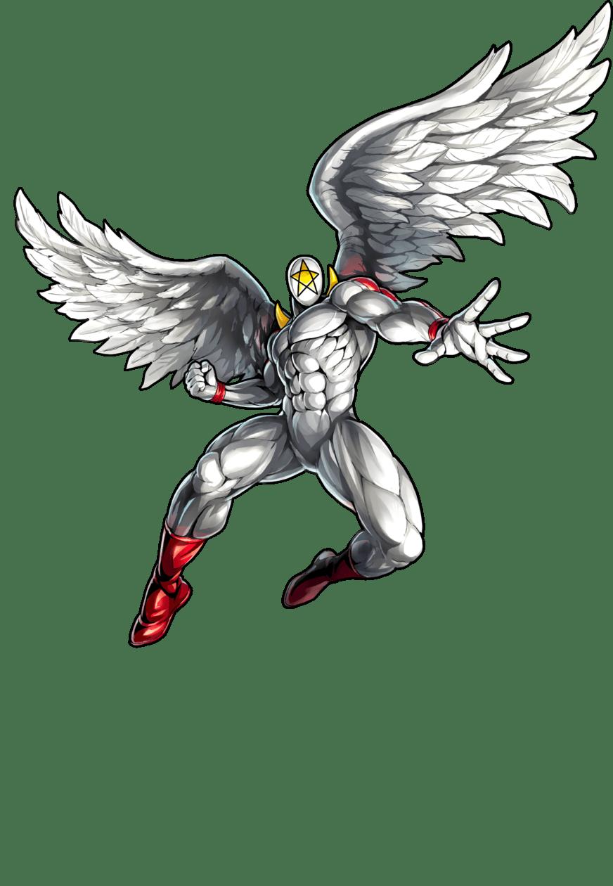白翼の鳥人戦士,ペンタゴン,