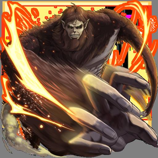 奇異の存在]獣の巨人   【公式w...