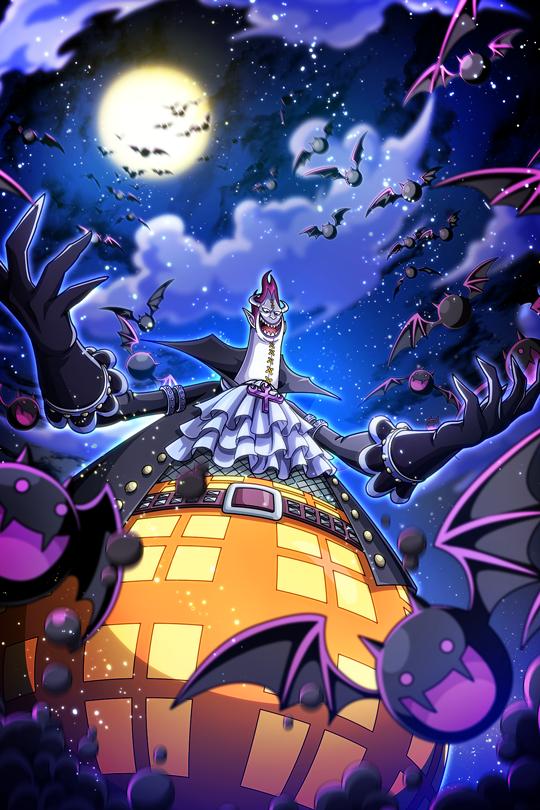 決戦 モリア 絆 【トレクル】共闘!絆決戦 VSモリア