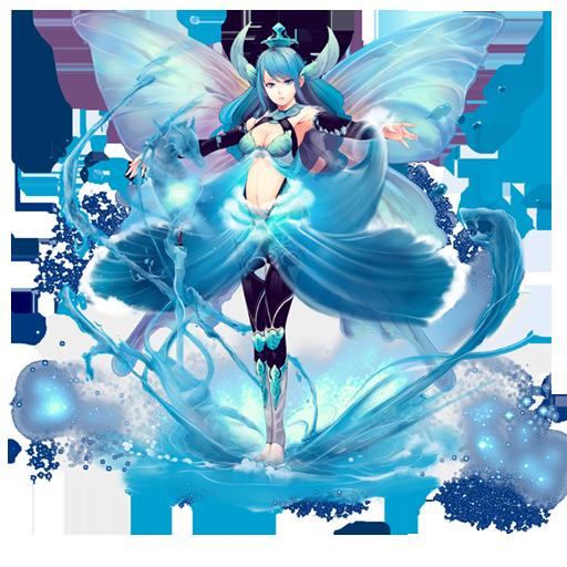 水の精霊]ウンディーネ | 【公...